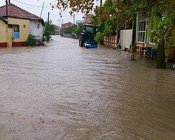 Balıkesir'de Şiddetli Yağmur Can Aldı