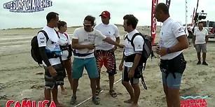 Kitesurf Challenge'da Gazozuna Kapışalım!