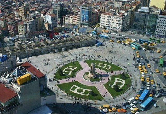 5. Taksim Meydanı