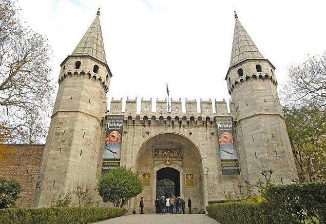7. Topkapı Sarayı