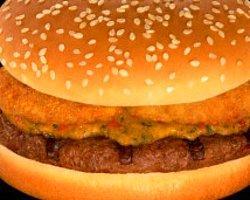 'Böcekburger' Ekim'de Süpermarketlerde!