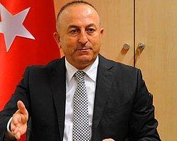 Çavuşoğlu: 'Yabancı Savaşçı ve Teröristler Ciddi Bir Tehdit'