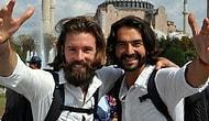 Parasız Dünyayı Gezen İkiliyi Türkiye'de Soydular!