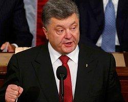 Poroşenko: 'Savaşı Battaniyelerle Kazanamayız'