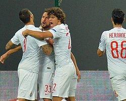 Inter 3 Puanla Başladı