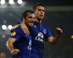 Everton, Almanlar'a Fark Attı