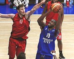 Anadolu Efes  Acıbadem Turnuvası'nda Şampiyon Oldu