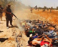 IŞİD, 300 PKK'lıyı Kurşuna Dizdi İddiası