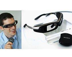 Sony Akıllı Gözlüğünü Çok Yakında Hayranlarıyla Buluşturacak