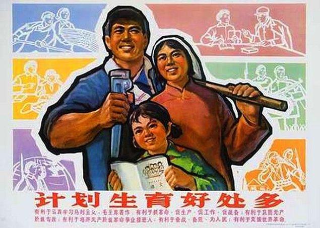 11. Çin'deki tek çocuk politikasından dolayı, her yıl 1 milyona yakın kadına kürtaj yapılır. Ayrıca on binlerce bebek yaşında kız da sahipsiz bırakılır.