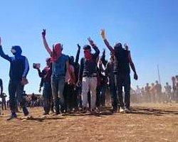 Suruç-Kobani Sınırında Tansiyon Yüksek: 1 Araç Ateşe Verildi | CHA