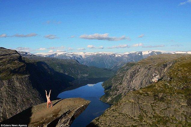 20. Norveç