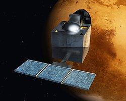 Hindistan'ın Uydusu Mars'a Vardı