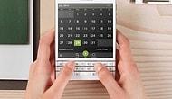 Blackberry'nin Absürd Şekilli Yeni Telefonu İle Tanışın
