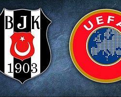 Beşiktaş'tan FFP Açıklaması!