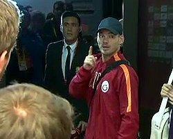 """Sneijder'den Tehdit: """"Bu Size Son Uyarım"""""""