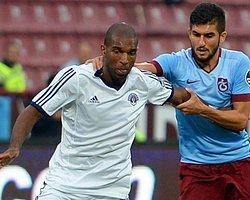 Trabzonspor Yine Kazanamadı