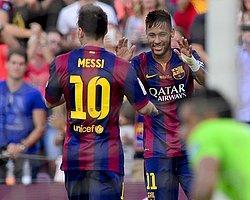 Barcelona'dan Gol Yağmuru