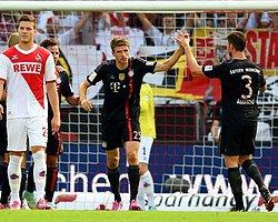 Bayern Münih, Köln Engelini Aştı