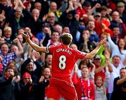 """Gerrard: """"Ben Daha Ölmedim"""""""