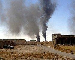 Koalisyon Güçlerinden IŞİD'e 12 Yeni Hava Saldırısı