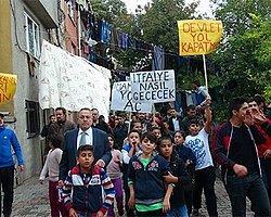 Balat'ta Yol Eylemi