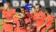 Barça Kalesini Gole Kapadı