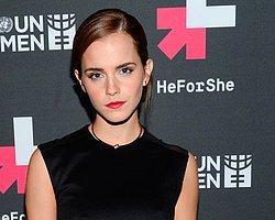 Emma Watson BM'de Yüzlerine Haykırdı
