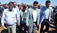 Demirtaş: 'Kobani'de İnsanlık Tarihine Geçecek Bir Direniş Sergileniyor'