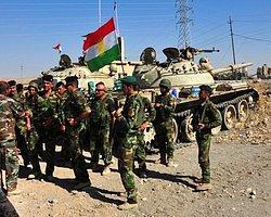 'Peşmerge IŞİD'in Elindeki 16 Köyü Aldı'
