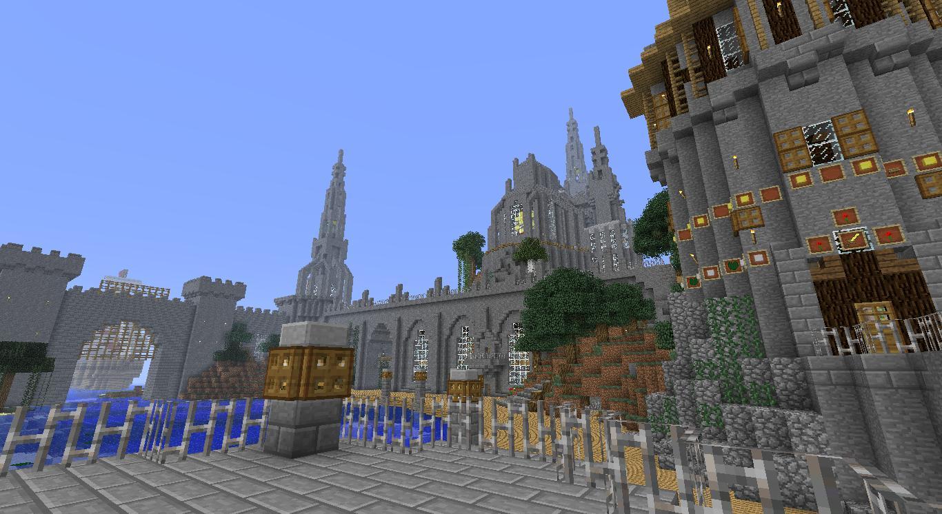 Büyüleyici Minecraft Dünyaları 87