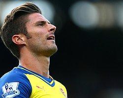 Arsenal'den Giroud'ya Yeni Sözleşme