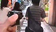 Sokakta Yavaş Yürüyenlere Son Teknolojik Çözüm