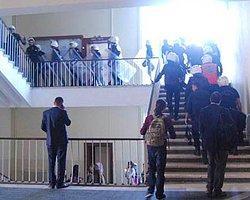 İstanbul Üniversitesi'nde 3 Gözaltı