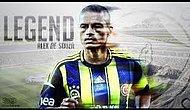 """""""01.10.2012"""" Alex De Souza Fenerbahçe'den ayrıldı"""