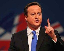 Cameron Yarın Türkiye'ye Geliyor