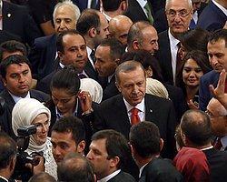 Erdoğan'dan Süleyman Şah Açıklaması: 'Uydurma Şeyler'