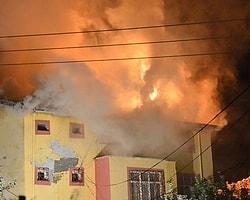 Yangın Faciası: Anne ve 3 Çocuğu Can Verdi