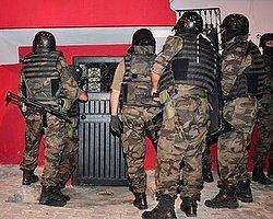 Bin Polisle 28 Adrese Şafak Operasyonu