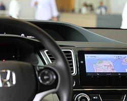 Honda Önümüzdeki Yıldan İtibaren Android İşletim Sistemi Kullanmaya Başlıyor