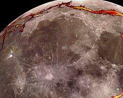 Ay'da Gizli Geometrik Şekiller Bulundu