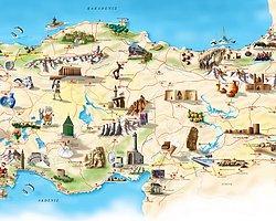 Türkiye Dünya Turizm Örgütü verilerine göre dünya sıralamasında 6'ncı sırada. Ama aşağıdaki turistik semboller ile birinci sırada olmaması için hiçbir neden yok.