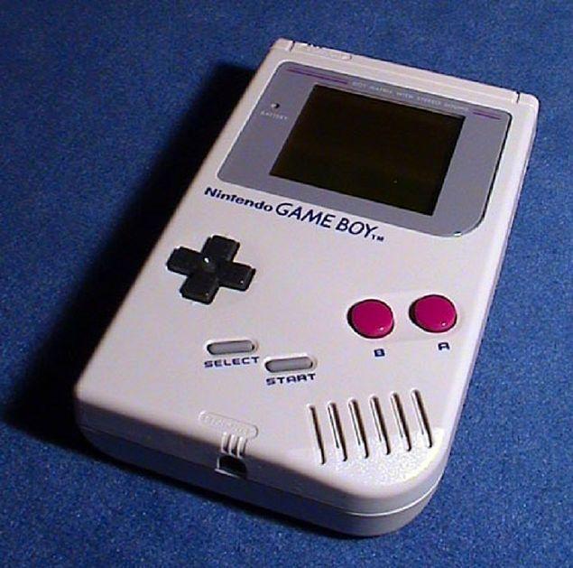 GameBoy..
