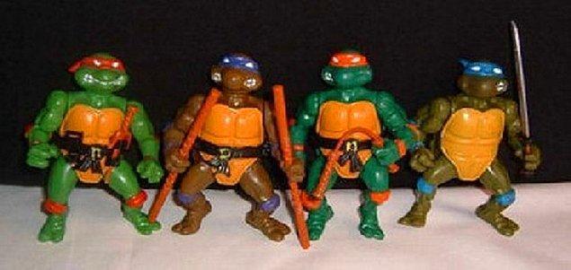 Ninja Kaplumbağalar..