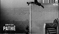 Empire State Binasının Camlarını Temizlemerken Alınan Akıllara Zarar Güvenlik Önlemi (1938)