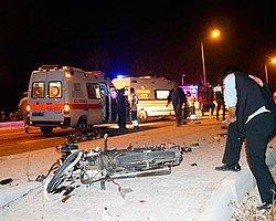Motosiklet Yarışı Facia Getirdi: 3 Ölü