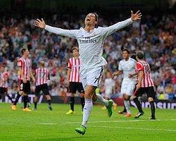Ronaldo'dan Hat Trick Rekoru
