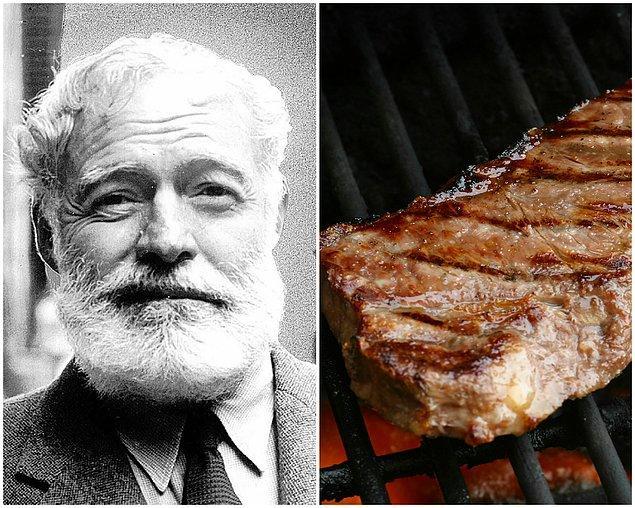 7. Ernest Hemingway