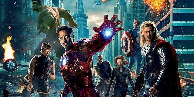 14. Yenilmezler / The Avengers (2012)