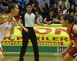 Galatasaray Odeabank İyi Başladı